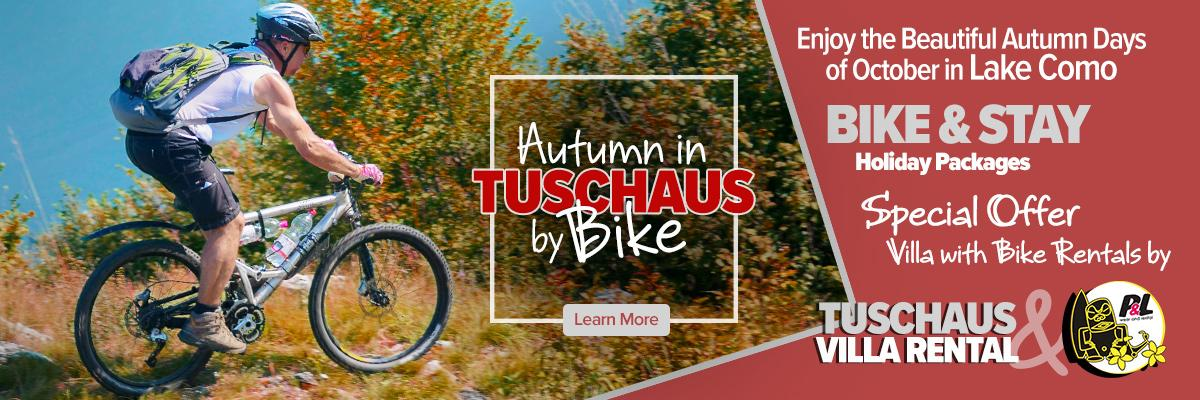Autumn Bike and Stay