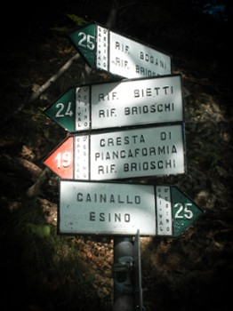Image relating to Hiking Monte Grigna #3