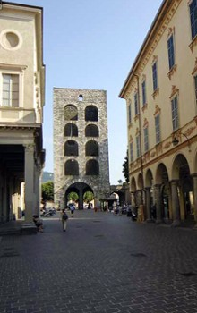 Image relating to Como Gate Tower #0