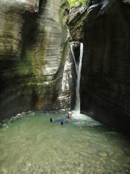 Image relating to Esino-Varenna Canyoning #2