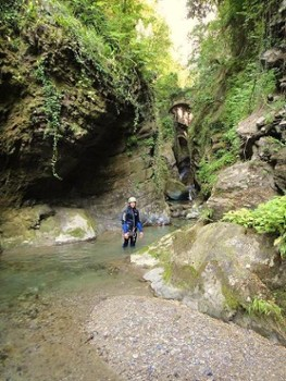 Image relating to Esino-Varenna Canyoning #5