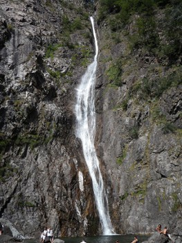 Image relating to Troggia Waterfall #2