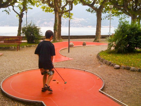Image relating to Mini Golf Menaggio #5
