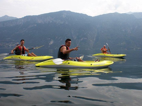 Image relating to Bellagio Water Sports Kayak Club #2