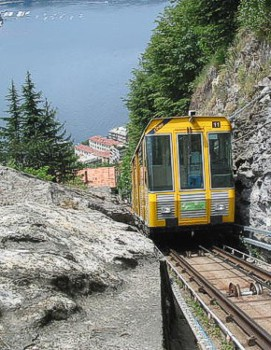 Image relating to Brunate Funicular #2