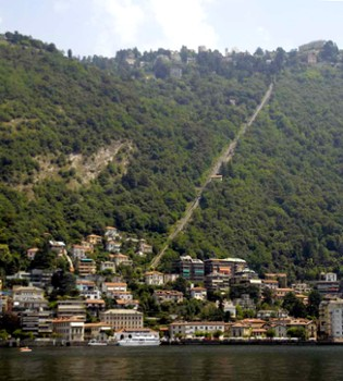 Image relating to Brunate Funicular #3