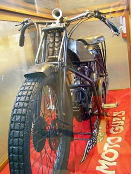 Image relating to Moto Guzzi Motorcycle Museum #3