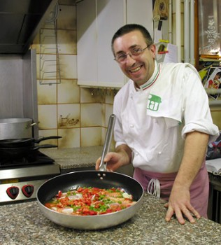 Image relating to Il Caminetto Cooking Lessons #1