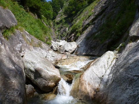 Image relating to Val di Bares Canyoning #6