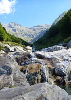 Image relating to Val di Bares Canyoning #20