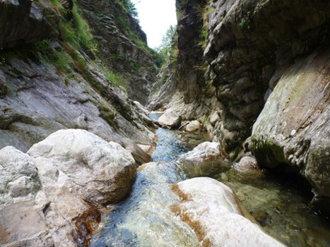 Image relating to Val di Bares Canyoning #1