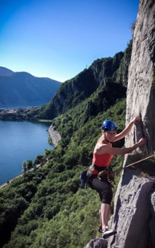 Image relating to Placca di Ghez Rock Climbing #0