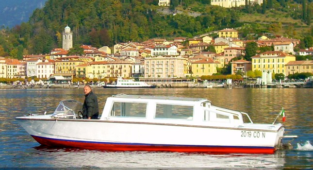 Image relating to Barindelli Taxi Boats Varenna #1
