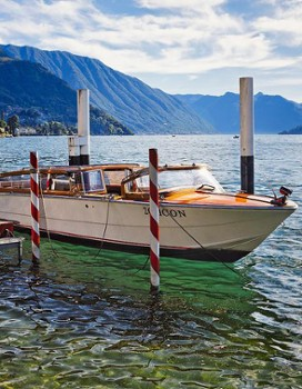 Image relating to Barindelli Taxi Boats Varenna #6