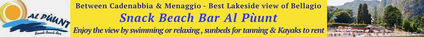 (Al Puunt - Snack Beach Bar)