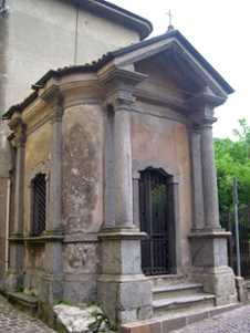 Chapel of the Dead Crocetta