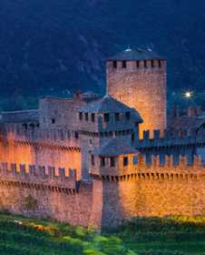Castles of Bellinzona (Day Trip)