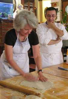 Il Caminetto Cooking Lessons