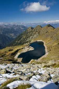 Lake Pescegallo
