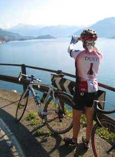 Lake Como Cycling