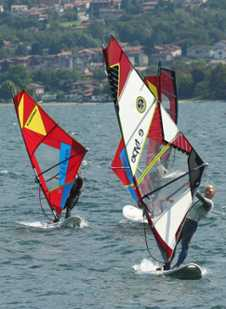 Windsurf Centre Domaso