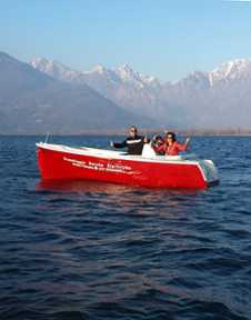 Barchi Amo Electric Boats