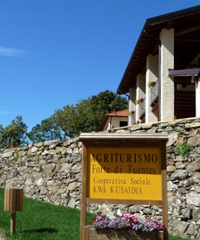 Image relating to Agriturismo Forte di Fuentes #0