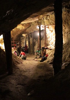 Image relating to Piani Resinelli Mine Museum #4
