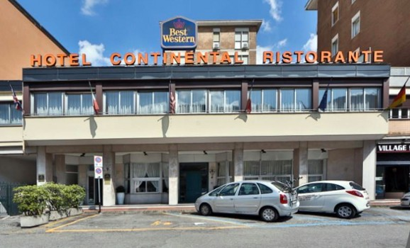 Image relating to Best Western Hotel Continental #2