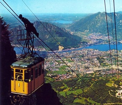 Piani d erna cable car explore lake como for Piani di cabina di log