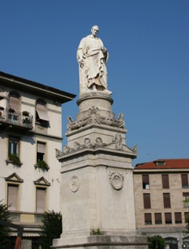 Image relating to Statue of Alessandro Volta #1