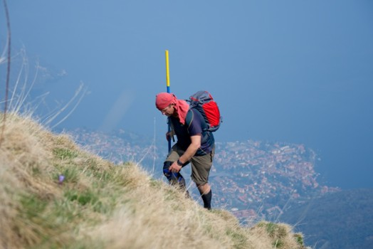 Image relating to Hiking Monte Crocione #11