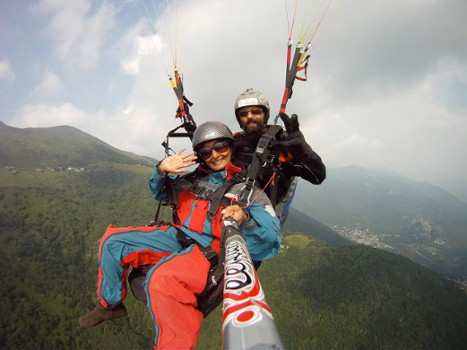Image relating to Flylibell Paragliding #7