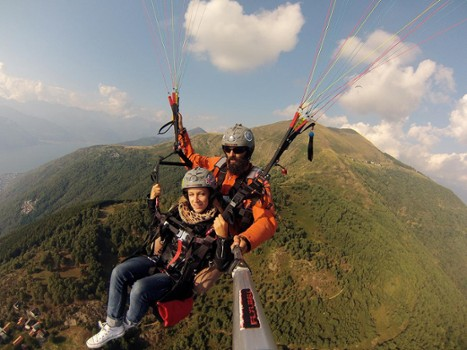 Image relating to Flylibell Paragliding #1