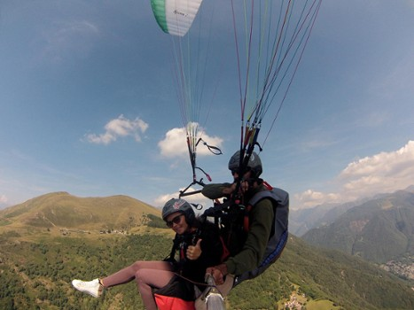 Image relating to Flylibell Paragliding #3