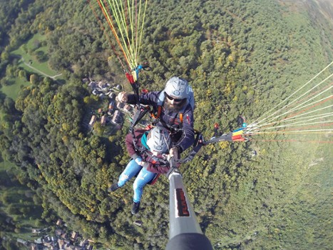 Image relating to Flylibell Paragliding #4