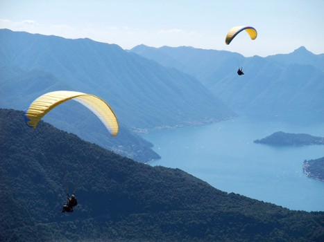Image relating to Flylibell Paragliding #8