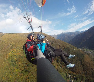 Image relating to Flylibell Paragliding #6