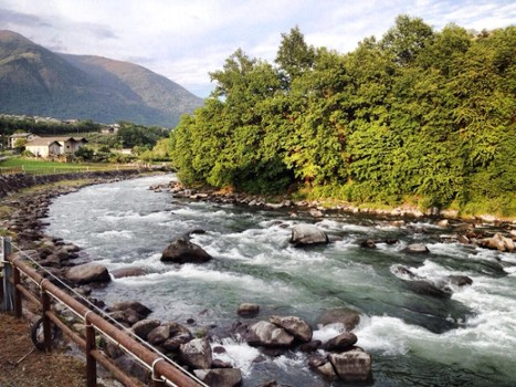 Image relating to Indomita Valtellina River #2