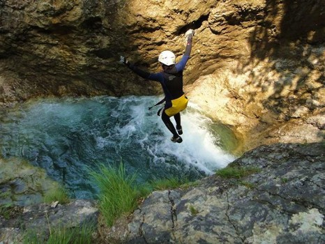 Image relating to Val Boazza Canyoning #2