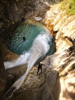 Image relating to Val Boazza Canyoning #0