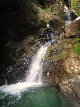 Image relating to Esino-Varenna Canyoning #0