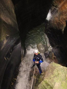 Image relating to Esino-Varenna Canyoning #1