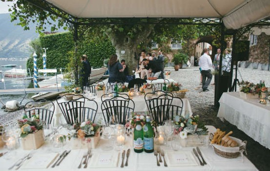 Image relating to Lake Como Wedding Planner #2