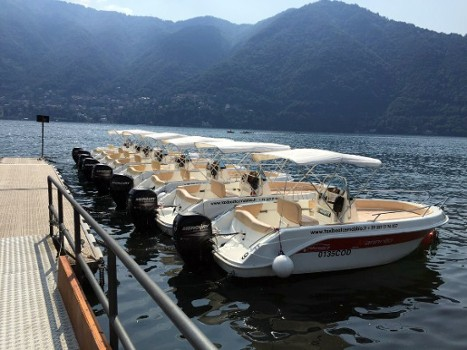 Image relating to Non Solo Barche Boat Rental #1