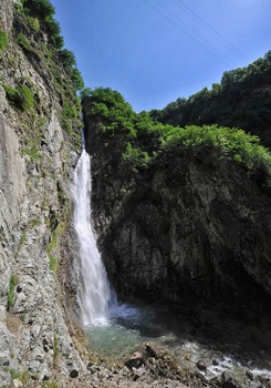 Image relating to Troggia Waterfall #3