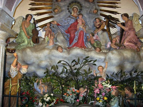 Image relating to Madonna del Bosco Shrine #2