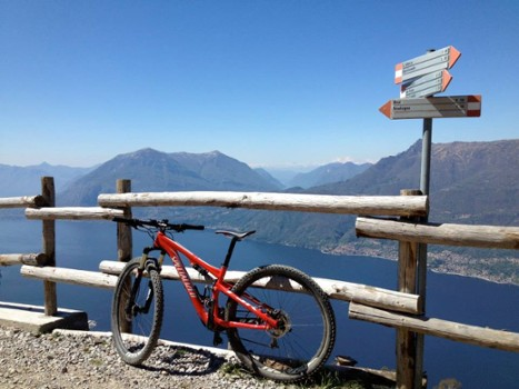 Image relating to Dervio Mountain Bike Trail #5