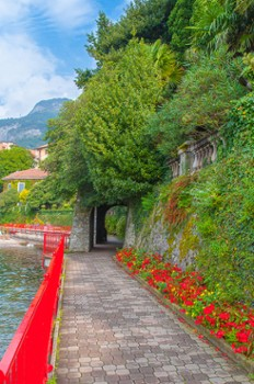 Image relating to Varenna Walk of Lovers #7