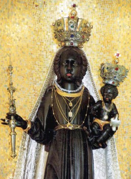 Image relating to Black Madonna #4